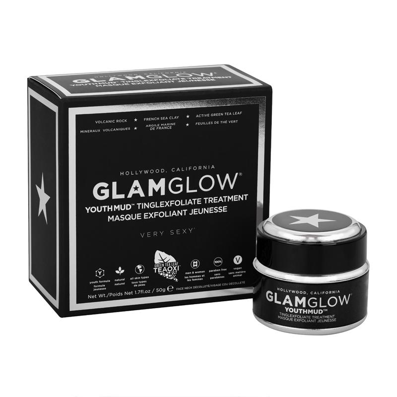 Mutanaamiot GlamGlow'ta: Youth Mud Mask ja Super Mud Mask