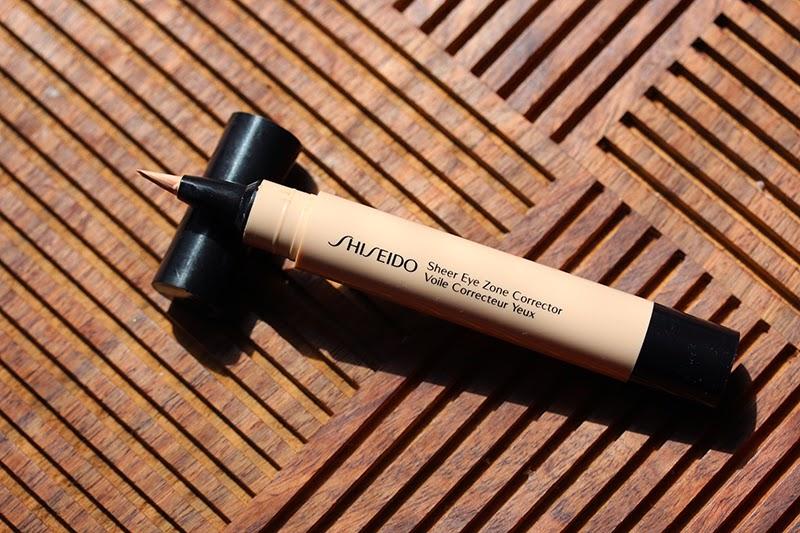 Kuinka häivyttää tummat silmänaluset? Shiseido Sheer Eye Zone Corrector